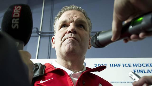 Eishockey-Nationalcoach Sean Simpson hat drei Neulinge aufgeboten.