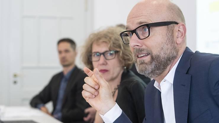 Der Zürcher Kulturdirektor Peter Haerle geht auf Januar 2021. (Archivbild)
