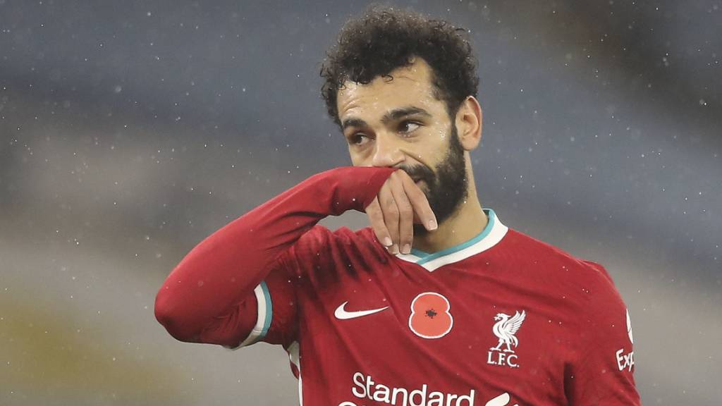 Mohamed Salah in Isolation