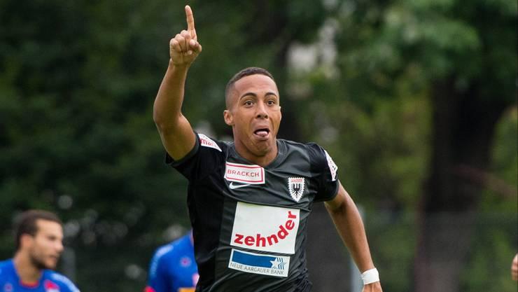 Marvin Spielmann verlässt den FC Aarau per sofort.
