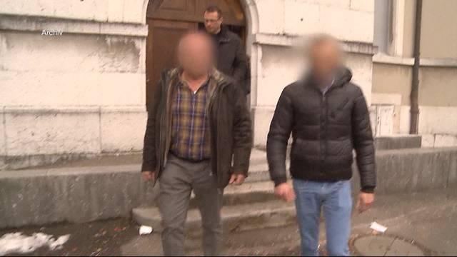 Doppelmörder von Oensingen verhaftet