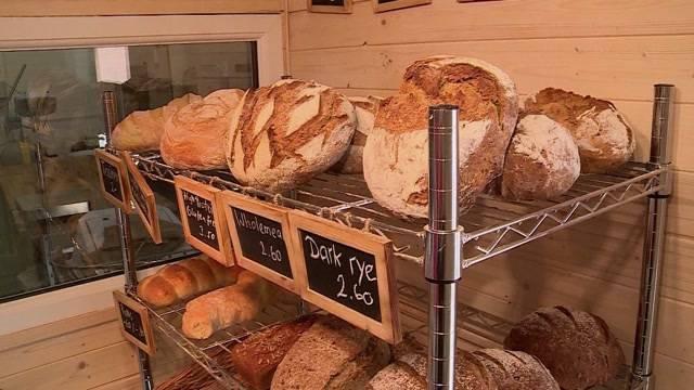 Heiss begehrtes Schweizer Brot in Schottland
