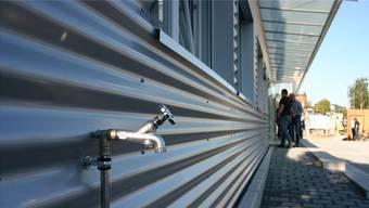 Die neue Asylunterkunft in Schlieren wurde im Herbst vergangenen Jahres eingeweiht. (Symbolbild)