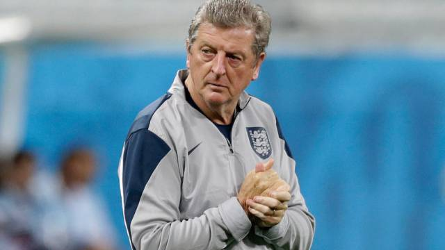 Roy Hodgson hält an seiner Position fest