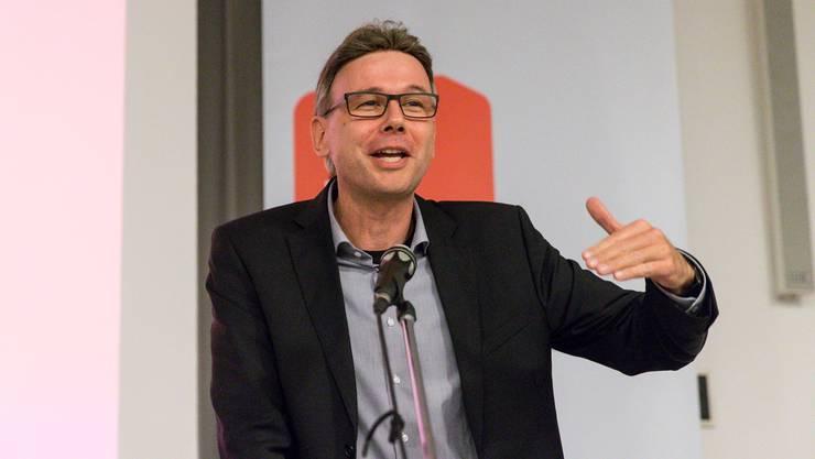 SP-Fraktionschef Dieter Egli spricht von einer unausgewogenen und ungerechten Vorlage.
