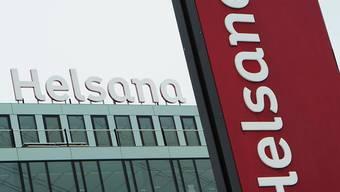 Dieses Jahr trug bei der Krankenkasse Helsana das Anlageergebnis für einmal nichts zum Gewinn bei - dafür lief es im Versicherungsgeschäft besser. (Archiv)