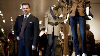 Frank Beeck: «Ich habe immer ein Faible für Bekleidung gehabt.»