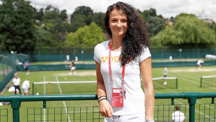 Steigt mit einer riesigen Vorfreude in das mit Abstand wichtigste Spiel ihrer Tenniskarriere: Amra Sadikovic.