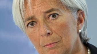 Christine Lagardes Äusserungen zu Griechenland stossen auf grosse Kritik (Archiv)