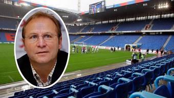 Jean-Paul Briggers Wahl in den Vorstand wurde von den Fans nicht willkommen geheissen.