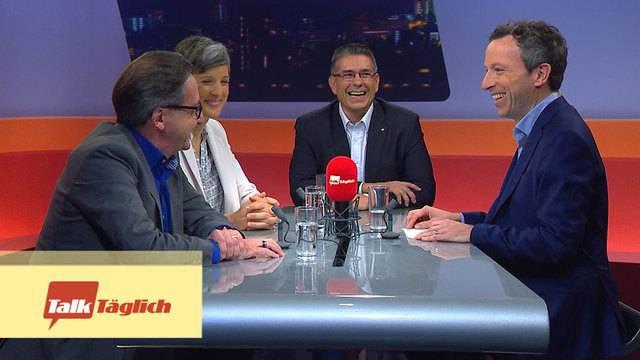 Stadtammann-Wahl Baden