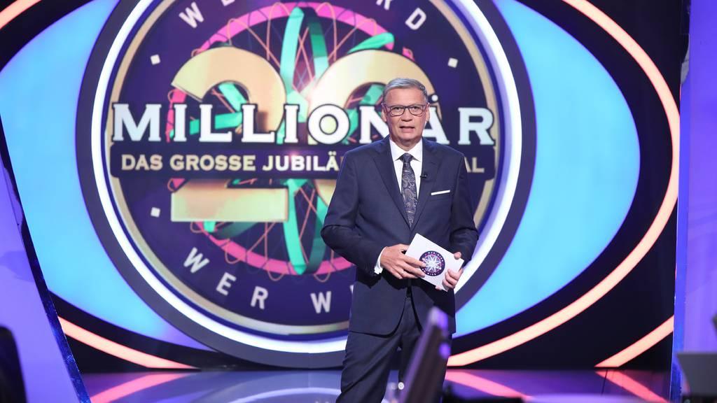 Mach das «Wer wird Millionär»-Quiz