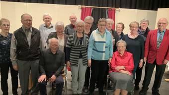 Die Seniorenbühne Biberist ist seit 25 Jahren unterwegs, aber noch kein bisschen theatermüde.