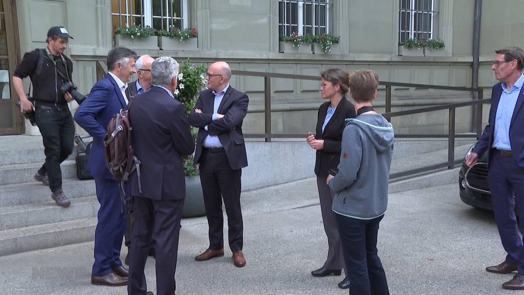 Zweiter Tourismusgipfel: Branchenvertreter treffen sich mit Bundesrat