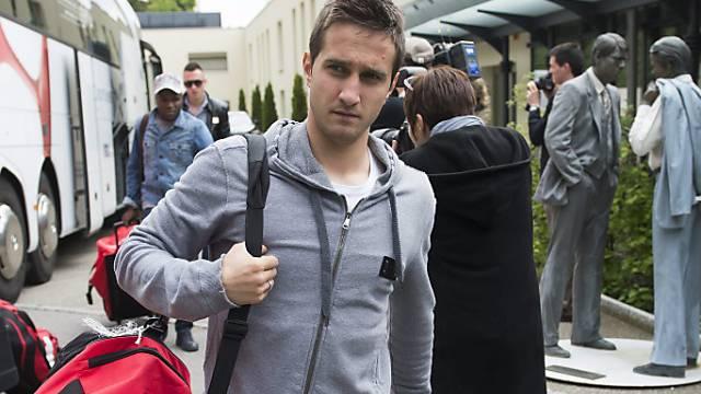 FCZ suspendiert Mario Gavranovic: Was hat er verbrochen?