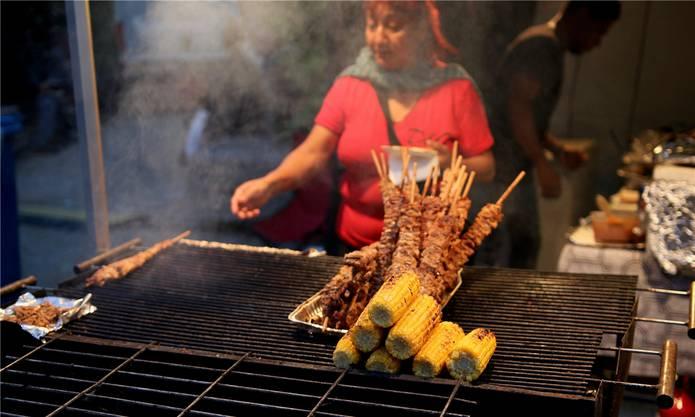 Das Soulfoodfestival findet bereits zum dritten Mal statt.