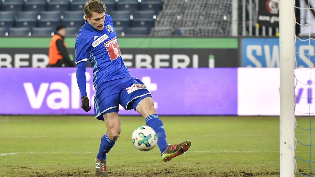 Claudio Lustenberger verpasst den Saisonstart