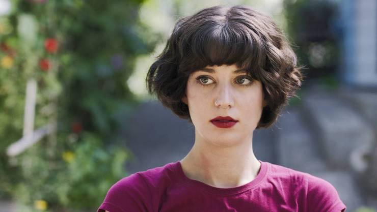 Steffi Friis spielt die Hauptrolle im neuen Rolf-Lyssy-Film.