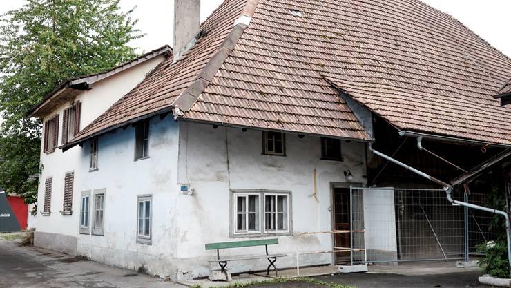 Das Dahlihaus ist mit seinen über 450 Jahren eines der ältesten Gebäude in der Gemeinde.