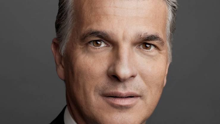 Sergio Ermotti, Interimschef der UBS