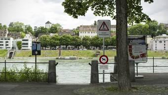 Schaffhauserrheinweg Buvette