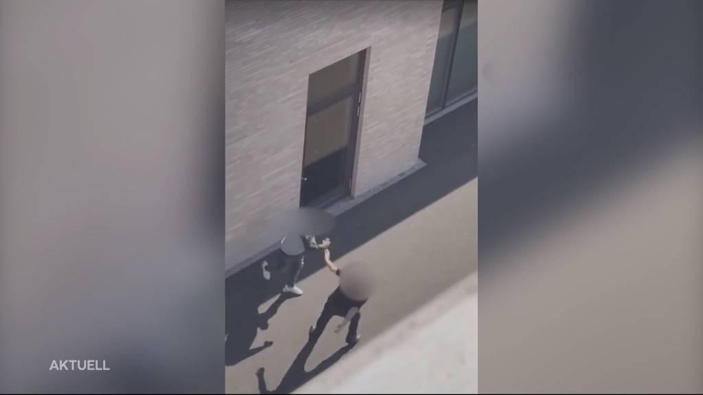 Schussabgabe Suhr: Opferpaar ist der Polizei bereits bekannt
