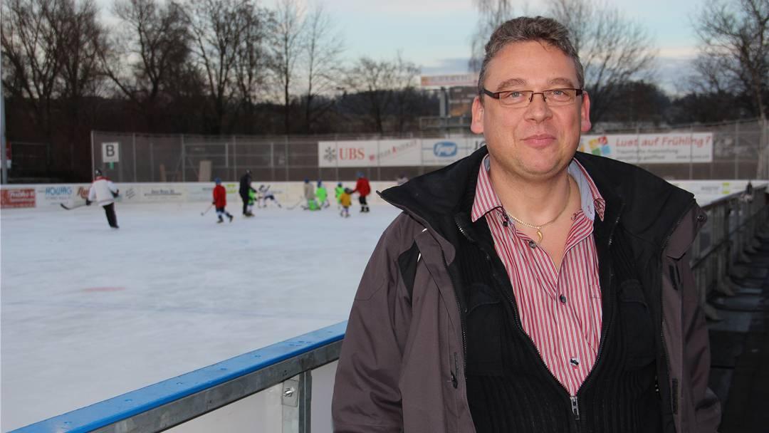 Präsident Heinz Fischer wirbt fürs Moskito-Turnier in Wohlen