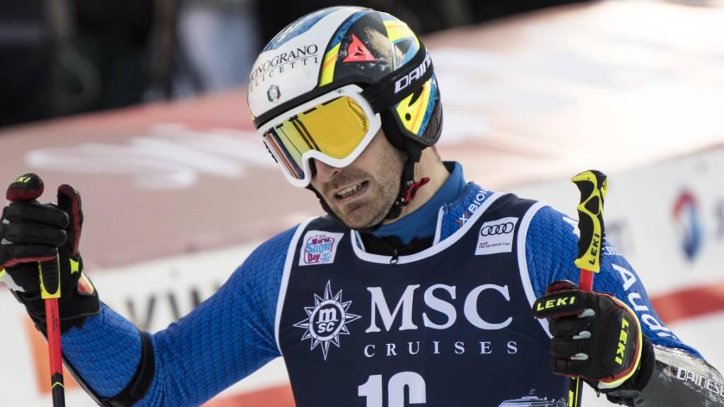 Manfred Mölgg droht das Karriere-Aus