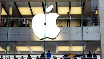 Ein Apple-Store