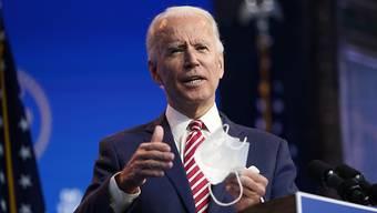 Der Sieg von Joe Biden in Georgia wurde jetzt auch nochmal nach einer Überprüfung bestätigt. (Archivbild)