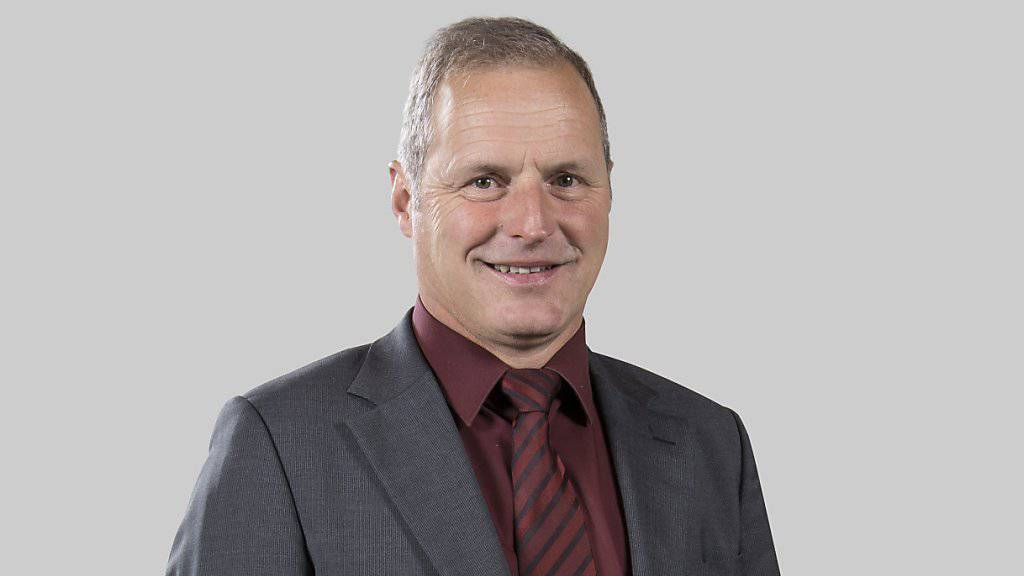 Pierre-André Page erobert für die SVP im Kanton Freiburg einen zweiten Sitz im Nationalrat. (Archiv)