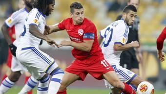 Thun verliert in der Europa League gegen Dynamo Kiew