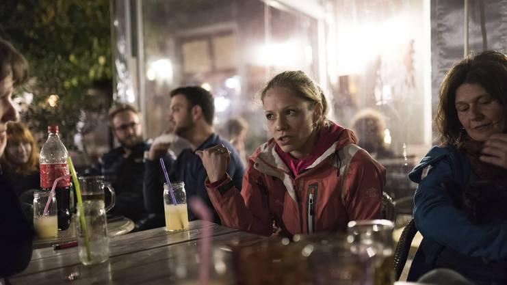 Marit Neukomm aus Oberentfelden ist die Gründerin einer Flüchtlings-Hilfsorganisation.