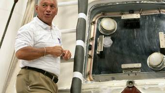 Nasa-Chef Charles Bolden (Archiv)