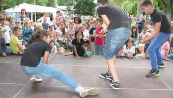 Action und Unterhaltung mit Theater JuckT. (Archivbild)