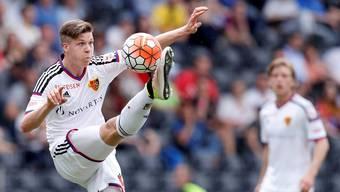 Cedric Itten kehrt zum FCB zurück.