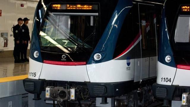 Die neu eröffnete U-Bahn Metro de Panama