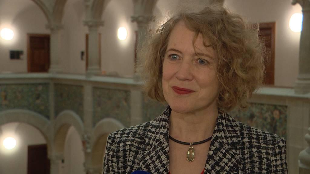 Stadtpräsidentin Corine Mauch tritt zur Wiederwahl an