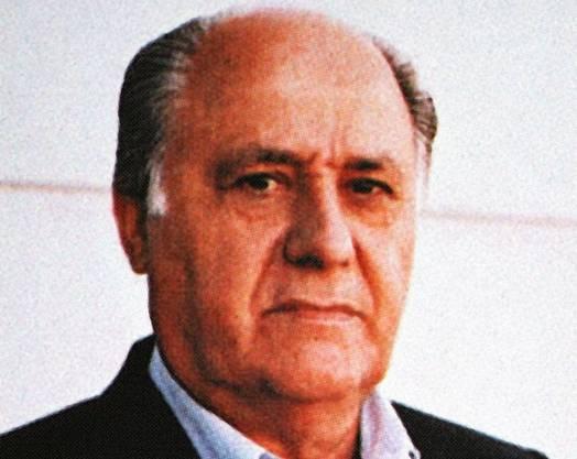 9. Amancio Ortega