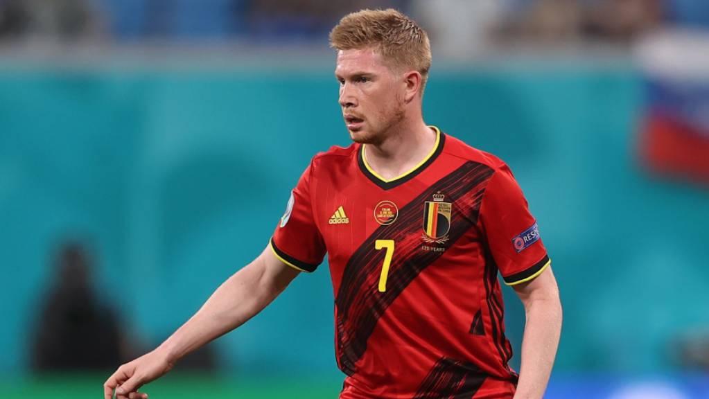 Kevin De Bruyne ist Belgiens Vorzeigefussballer.