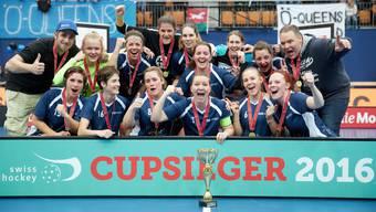 UHC Oekingen wird Schweizer Cupsieger