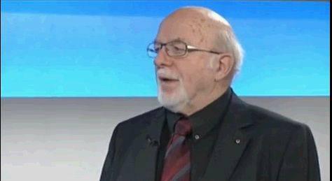 Alt-Regierungsrat Kurt Wernli und Campus-Gegner Willy Buchser im Schlagabtausch