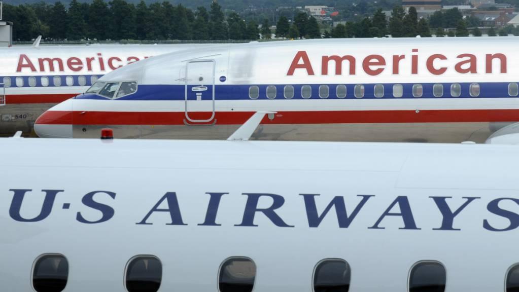 Das US-Finanzministerium hat sich mit amerikanischen Airlines auf die genauen Modalitäten für den Erhalt von Coronavirus-Hilfsgeldern vom Staat verständigt. (Symbolbild)