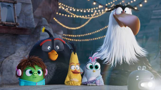 KITAG CINEMAS Family Movie: Angry Birds 2 - Der Film