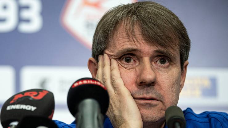 Bernhard Burgener hat mit dem FC Basel grosse finanzielle Sorgen.