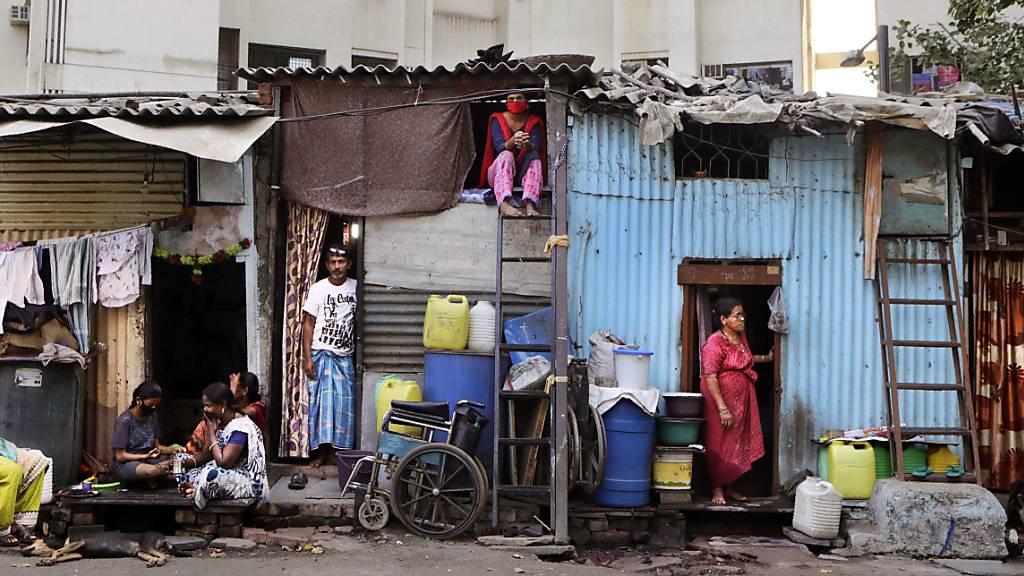 Die Ärmsten leiden weltweit infolge der Pandemie