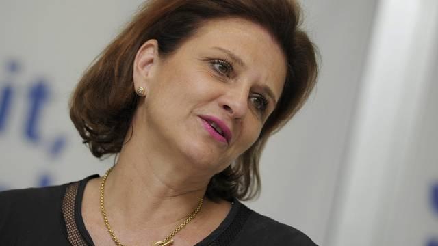 In der Kritik: Die FDP-Nationalrätin und Aids-Hilfe-Präsidentin Doris Fiala (Archiv)