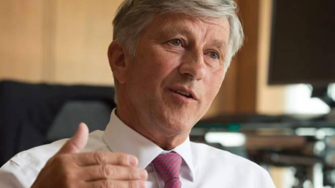 Rolf Dörig, Präsident von Swiss Life unf Adecco. Foto: Alex Spichale