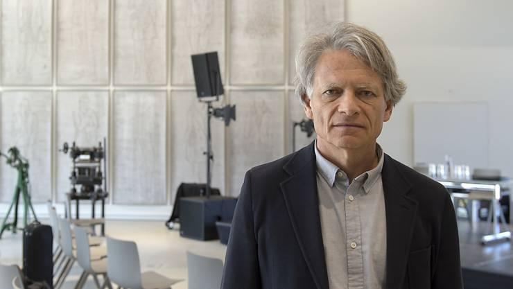 Roger Diener erhält als erster Architekt den Kulturpreises der Stadt Basel.