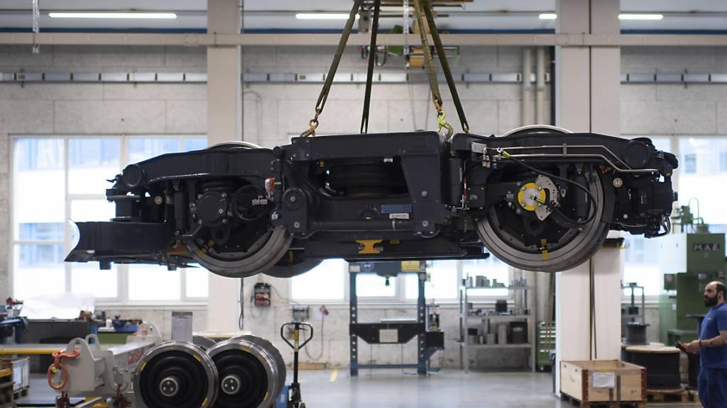 Stadler liefert Rettungszüge an ÖBB für bis zu 240 Millionen Euro. (Archiv)